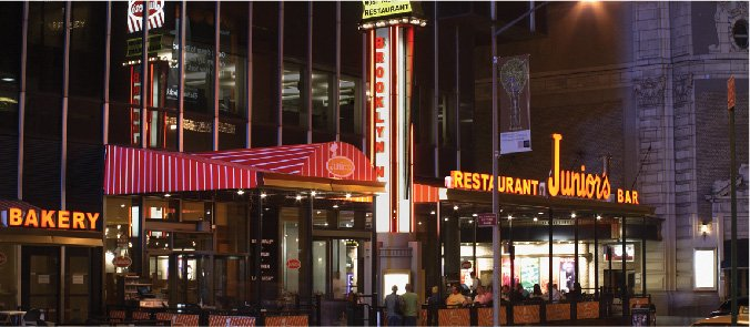 45th Street NYC Restaurant
