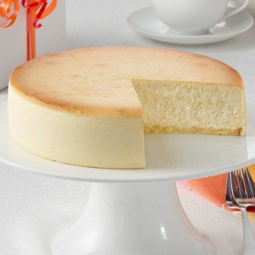 Original NY Plain Cheesecake Photo 2