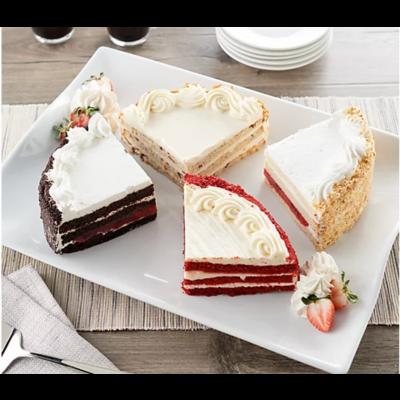 Layercake Sampler slices