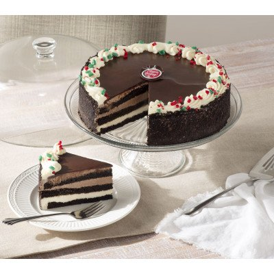 Chocolate Dream Holiday Layercake- 4.5 Pounds